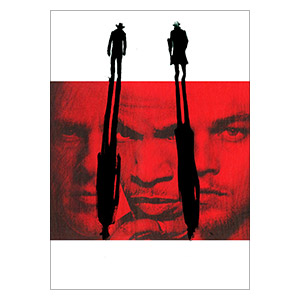 Django Unchained. Размер: 25 х 35 см
